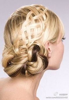 #hair #hairstyle #beauty #blond #beautiful