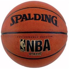 #1: Spalding NBA Street Basketball