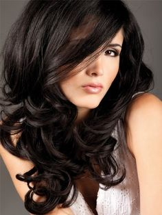 Long Hair Style. And  color