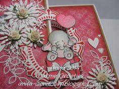 Anita 's Warme Groetjes: Birthday Wishes
