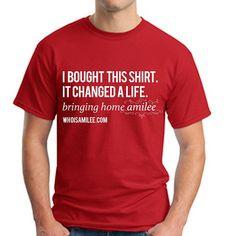 Adoption fundraiser on pinterest 18 pins for Adoption fundraiser t shirts