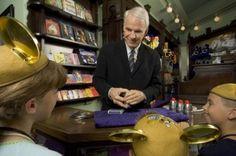 "Steve Martin returning to Disneyland & Starring in, ""Magic Camp""!"