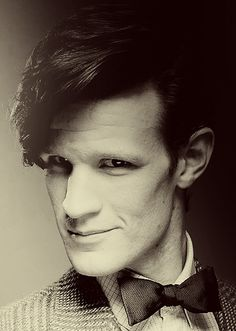 Matt Smith as The Doctor in 'Doctor Who'