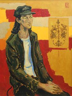 gonzalo ilhabaca pintor chileno