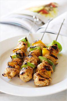 Chicken Kebab (Chicken Kabab)
