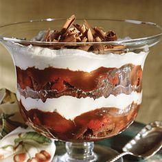Diabetic Desserts  | Black Forest Trifle | MyRecipes.com