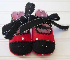 lady bug shoes