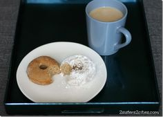 Doughnut Breakfast (from 2 Sisters 2 Cities)
