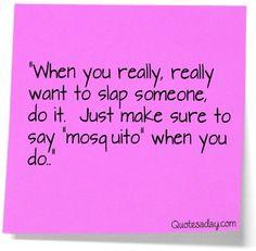 i am SOOOOOOO going to do this.....c'mere...