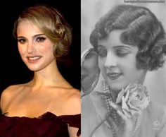 1920 hairstyles comparison