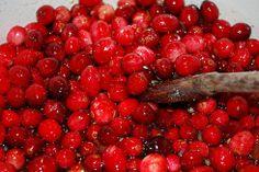Apple Cranberry Chutney Recipe