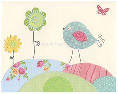 Baby Room Decor Savannah Nursery baby Art Prints by DesignByMaya, $17.00
