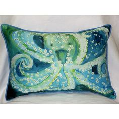 Shipped directly from our artist - enjoying a coastal lifestyle in the Carolinas! #octopus