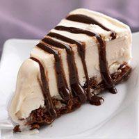 Diabetic Devil's Food Ice Cream Pie