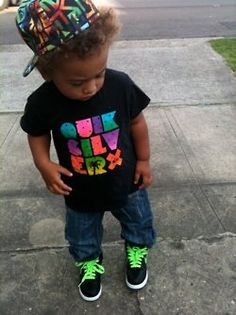 My child's style gone be like this lol!