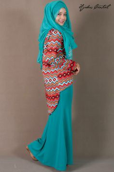 love the turquoise colour