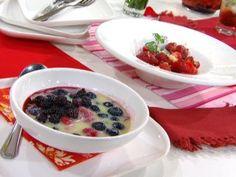 Recetas | Dulce de frutos rojos |