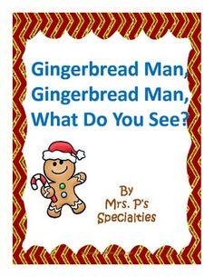: Gingerbread Man on Pinterest | Gingerbread Man, Gingerbread Man ...