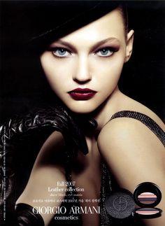 Armani - makeup