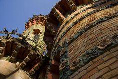 Capricho de Gaudí, Comillas  #Cantabria #Spain