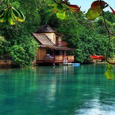 Golden Eye Resort, Jamaica