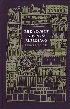 The Secret Lives of Buildings cover by Joe McLaren