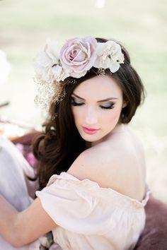 A Fairytale Elopement {Organic Album Photography by Darya}