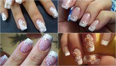 Nail art: uñas decoradas para novias