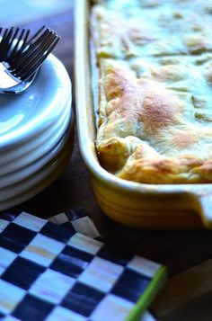 Turkey Potpie with Butternut & Pearl Onions - Perfect turkey leftovers dish.