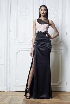 French model Cindy Bruna