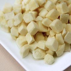 Freeze Dried Potatoes