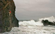 Patagonia Rock Climbing