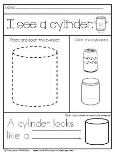 My Kindergarten Shapes. Teaching flat and solid shapes in Kindergarten and Transitional Kindergarten. Math kindergarten shape
