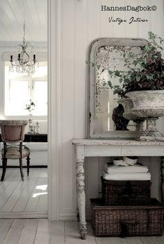 Vintage-Interior, déco vintage, brocante, déco brocante