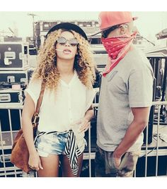 Beyonce + JayZ = <3