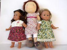 Liberty of London dolls dresses