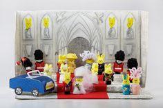 Peeps:  Royal Wedding Edition