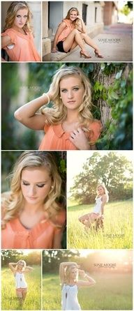 Great Poses and Clothing Choices! Sami | Chicago Christian High School | Class of 2012 | Susie Moore Photography