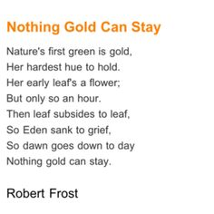 I read this poem at my cousin's funeral.  She died too young.