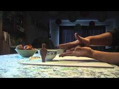 ▶ Clay Modeling for young children ~ Waldorf art - YouTube