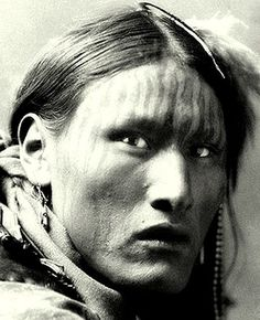 White Belly ( Sioux ) - good looking man