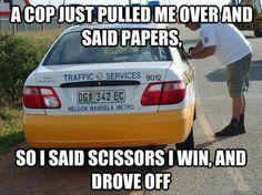 funni stuff, laugh, cops, scissors, funny stuff