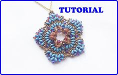 DIY Cocorico pendant bead tutorial with piggy by 75marghe75