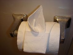 How-to Toilet paper call lily