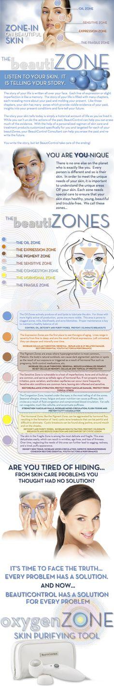 #BeautiControl OxygenZone Skin Purifying Tool  #skincare #beauty