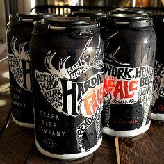 Ozark American Pale Ale Cans