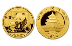 China Panda #Gold #Coin. The Chinese Gold Panda coin and the Chinese Silver Panda coin are among the most popular precious metal bullion coins on the market today.The Gold Panda's obverse is the Temple of Heaven in Beijing. The Gold Panda coin's reverse varies year to year with diverse cute #Pandas.