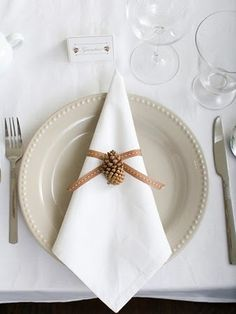 Inspirational Thanksgiving Table Settings