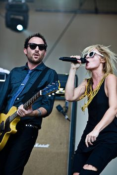 Metric- the perfect summer music