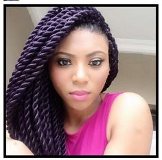 Can we say AMAZING...these Senegalese Twists are on POINT!!!